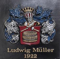 Wappen von Holz Müller GbR in Königsbrunn